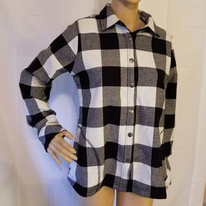 Orvis fleece jacket Button up NWT new small womens